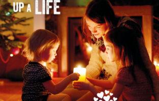 Light up a life, Hospice St Francis
