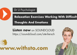 Relaxation Exercises Working With Difficult Thoughts And Emotions
