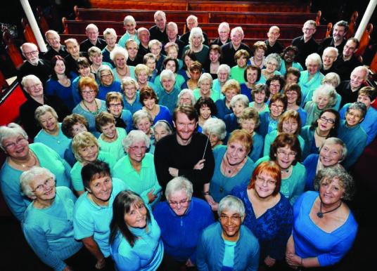 Dacorum Community Choir – the first 11 1/4 years
