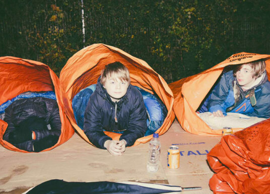 Will you take on the DENS Sponsored Sleepout challenge?